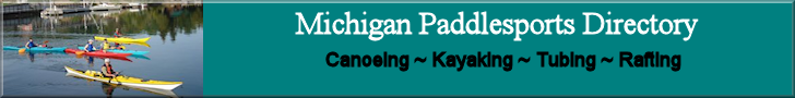 Banner - Michigan Paddlesports 728x90