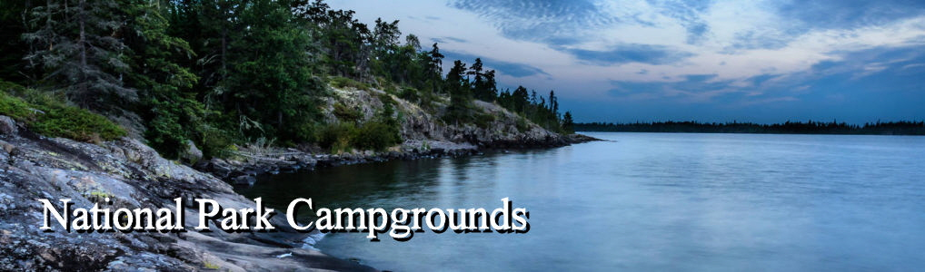 Masthead - National Park Campgrounds