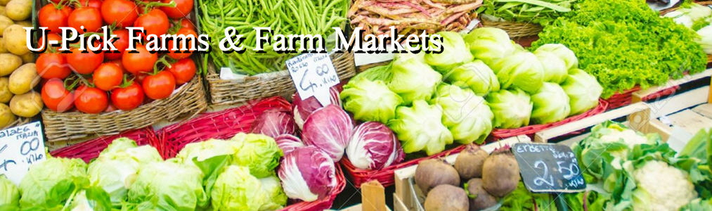Masthead - U-Pick Farms and Farm Markets