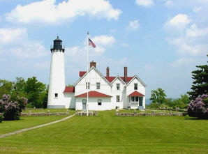 Point Iroquois Lighthouse-T